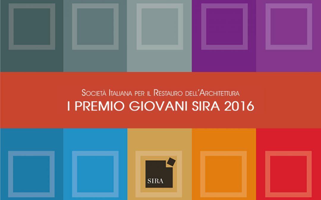 I PREMIO GIOVANI SIRA 2016 – Il Catalogo della Mostra disponibile per l'acquisto
