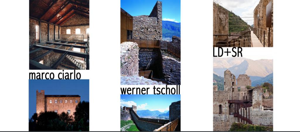 InFort. Incontri architettura fortificata e progetto contemporaneo. Ciclo di seminari on line dal 29 Ottobre al 10 Dicembre