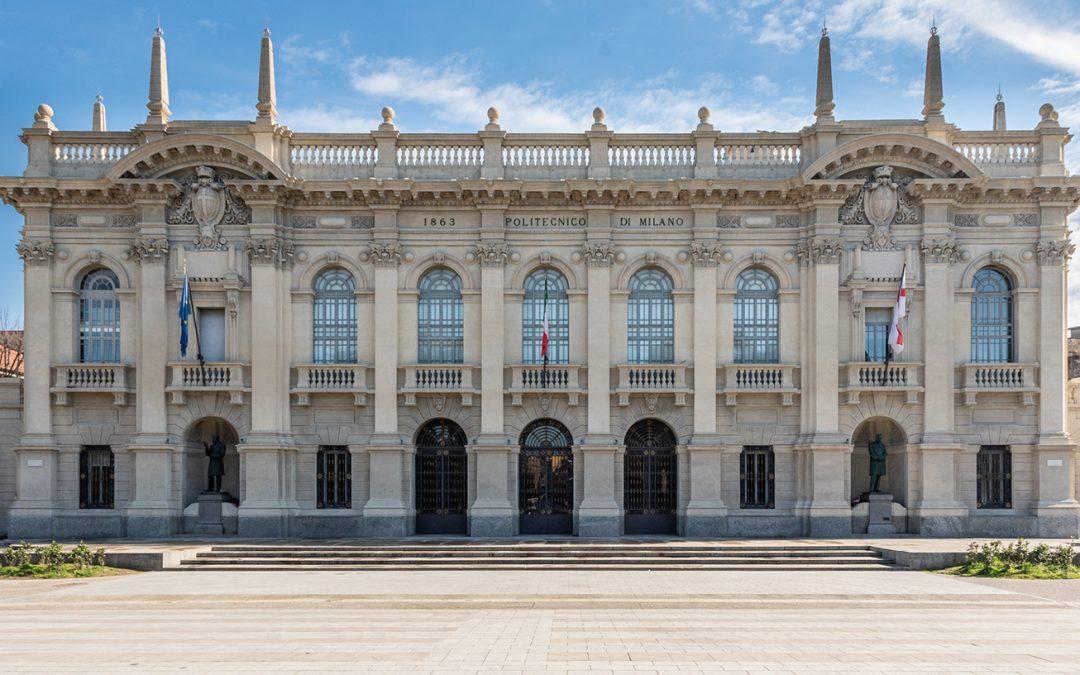 Apertura delle attività di dottorato del Dipartimento di Architettura e studi urbani. Politecnico di Milano