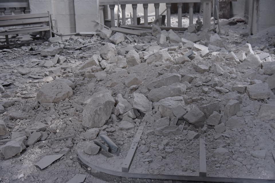 Appello in difesa del patrimonio storico-architettonico Armeno