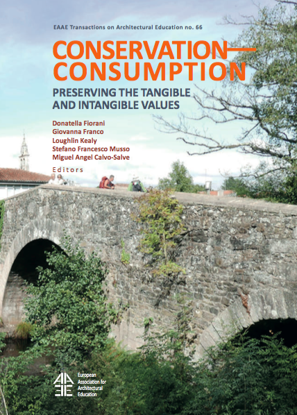 CONSERVATION CONSUMPTION – PRESERVING THE TANGIBLE AND INTANGIBLE VALUES