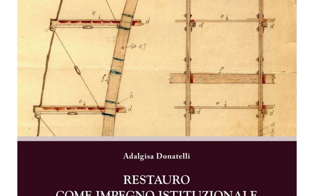 RESTAURO COME IMPEGNO ISTITUZIONALE. L'opera di Alberto Terenzio a Roma e nel Lazio (1928-1952)