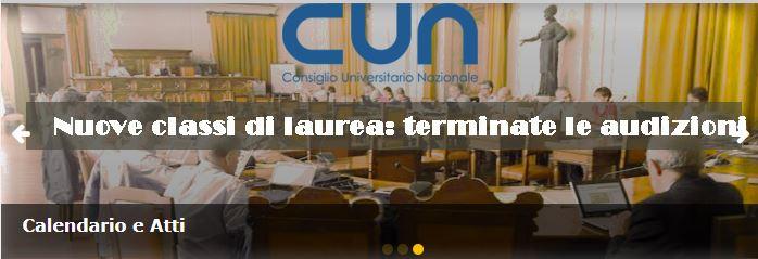 A proposito dell'istituzione di una Laurea Magistrale in  'Valorizzazione e gestione del patrimonio culturale'