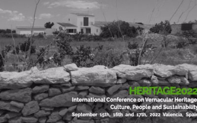 Call for abstracts: HERITAGE2022 International Conference on Vernacular Heritage