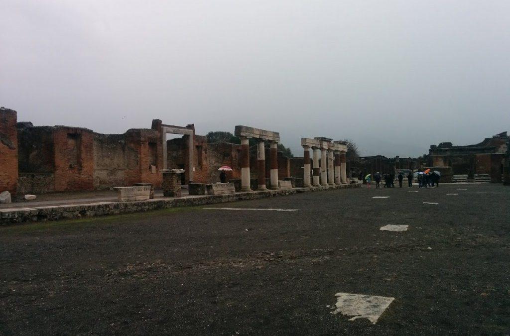 Dopo Napoli (e Pompei)_nuove sfide per la SIRA