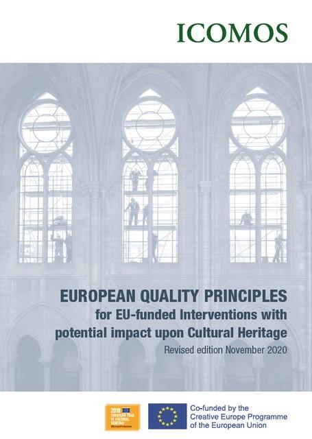 European Quality Principles: nuova versione ICOMOS