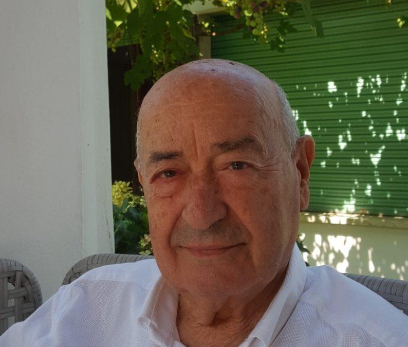 In ricordo di Marco Dezzi Bardeschi, scomparso il 4 Novembre 2018