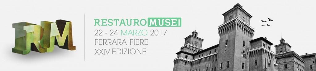 La SIRA al Salone del Restauro di Ferrara – XXIV Edizione – 22-24 Marzo 2017