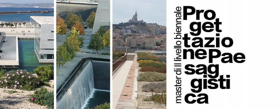 Progettazione Paesaggistica_master di II livello al DIDA Università di Firenze_ proroga iscrizioni al 13 Dicembre