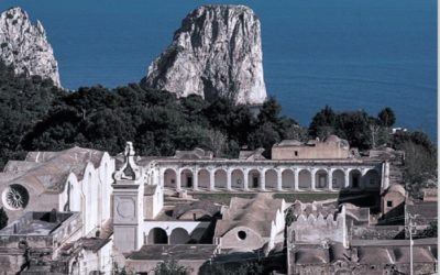 """SSBAP Napoli e Milano – I WORKSHOP INTERNAZIONALE """"Restauro e Valorizzazione Certosa di San Giacomo – Capri"""""""