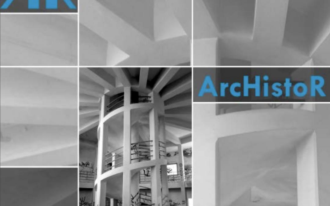 ArcHistoR – on line il numero 11 della rivista
