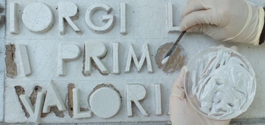 LA CONSERVAZIONE DELLA CERAMICA ALL'APERTO – 26 Novembre al MIC – Faenza – Call for abstract entro il 20 Maggio